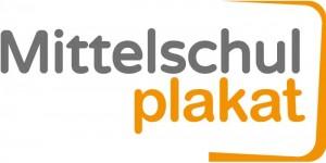 Mittelschulplakat Logo
